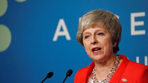 Pundet stiger efter afgørelse om britisk mulighed for at aflyse brexit uden at spørge EU om lov