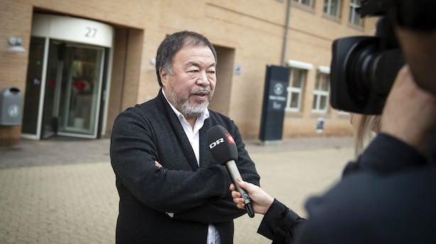 Kunstværk brugt i dansk bilreklame koster 1,5 mio til kinesisk kunstner efter retssag