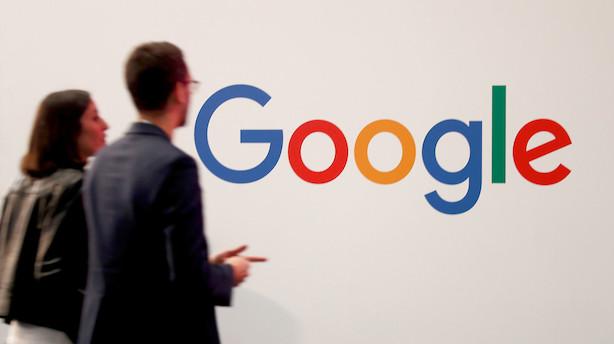 OECD-gennembrud: Første plan for beskatning af Google og andre tech-giganter