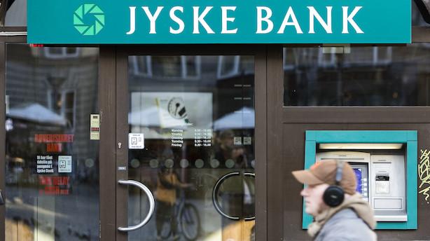 Jyske Bank får løftet kreditvurdering af S&P