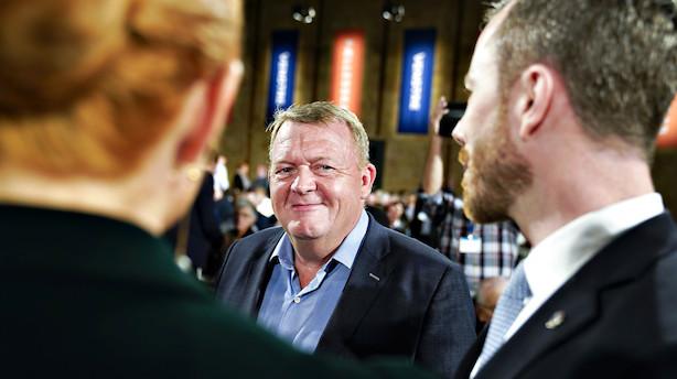 Løkke med et sidste svirp til Venstres medlemmer: Nogen er nødt til at forstå, at vores bagland i dag er andet og mere end jer