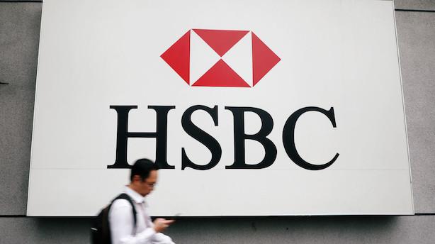 HSBC har sat gang i frasalg af franske detailbankforretning