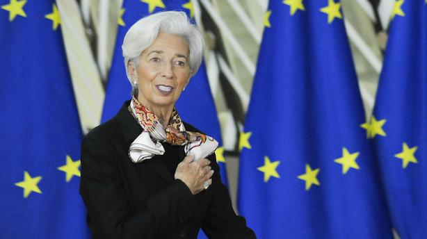 ECB-topchef maner til tavshed om ny strategi