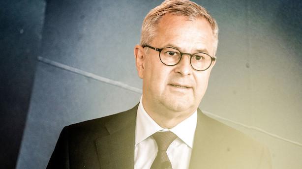 """Mærsk-topchef klar til opkøb:  """"Man kan have en mening om, at det har taget lang tid, men faktum er, at vi er klar nu"""""""