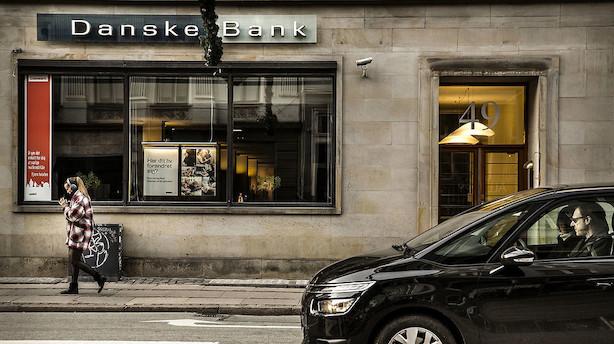 Schweizisk storbank har Danske Bank og Nordea på favoritliste i Norden