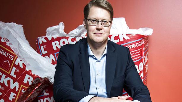 Investorerne belønner Rockwool-aktien efter ny opjustering