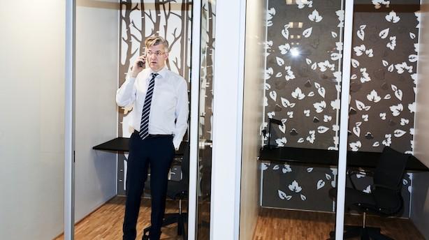 PFA-chef tror på fortsat vækst i hårdt marked