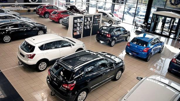 Den er go' nok: Lavere bilafgifter havner i bilkøbernes lommer