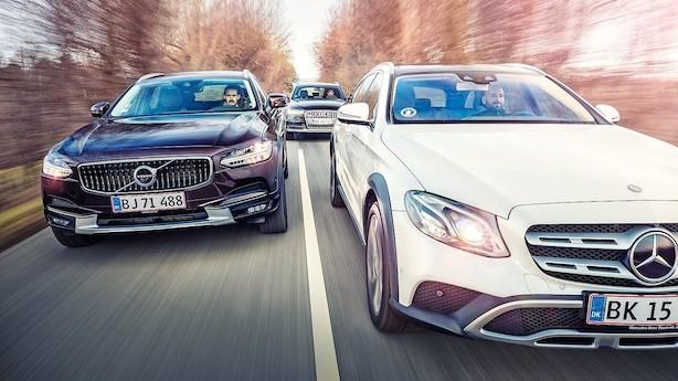 Hvad ville du vælge, hvis du skulle skifte bilmærke?