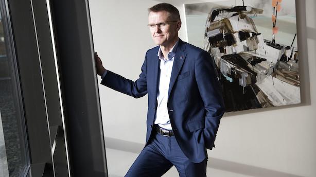 Lasse Nyby venter fortsat stærkt vækst i Spar Nord