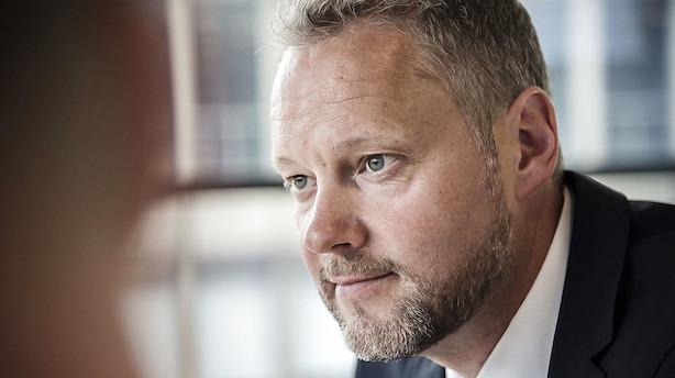 Nykredit-direktør efter milliardkøb af LR Realkredit: Det er en god handel