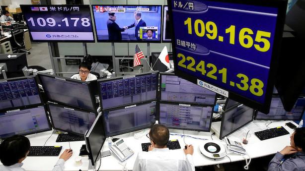 Aktier: Handelshåb puffer kurserne højere i Asien