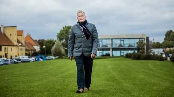 """Pengene vælter ind hos stifteren af Amager-selskab - mystik om indtægter på 89 mio kr: """"Det er klart i strid med årsregnskabsloven"""""""
