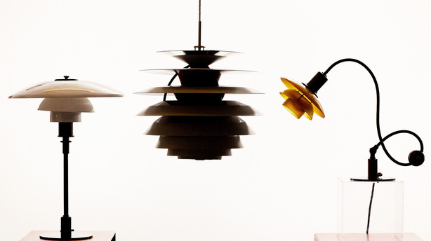 Lamper fra loftsrummet til 200.000 kr.
