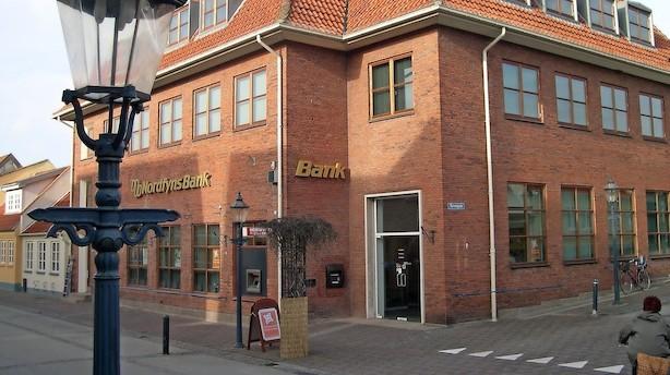 Nordfyns Bank vil flytte fra Nordfyn