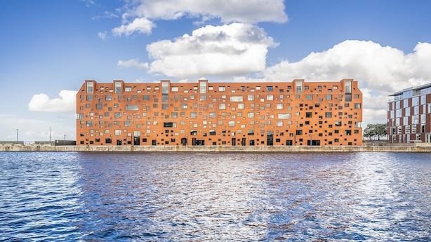 Pier47 er et 1800-tals inspireret pakhus med fremtidsteknologi
