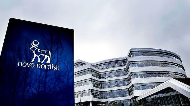 Aktier: Novo og GN topper positivt marked
