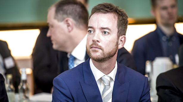 Esben Lunde Larsen stopper i politik: Løkke skal til dronningen i morgen