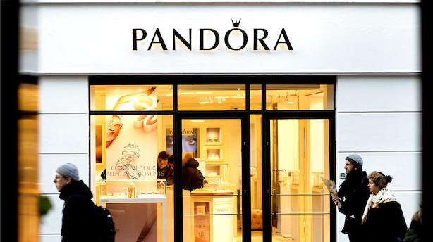 Pandora skuffer i nyt regnskab - Kina under pres