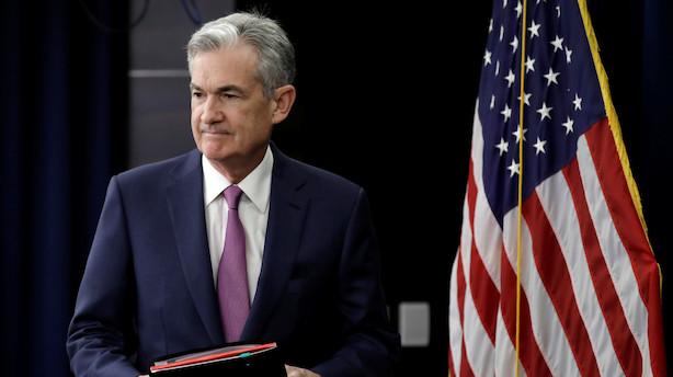 C25 tager et lille dyk efter amerikansk rentehop