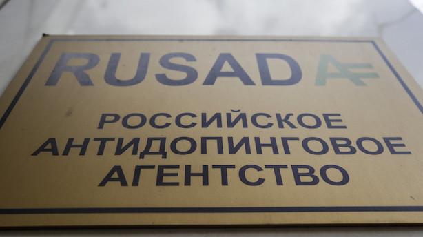 Russiske antidopingofficerer nægter at have advaret atleter