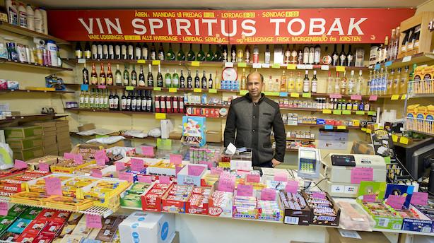 Debat: Erhvervslivets forslag om tobak under disken vil ramme de små butikker