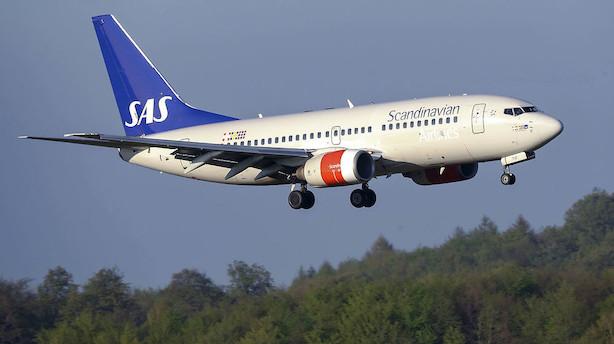 SAS: Piloternes krav er uforenelige med konkurrencesituationen