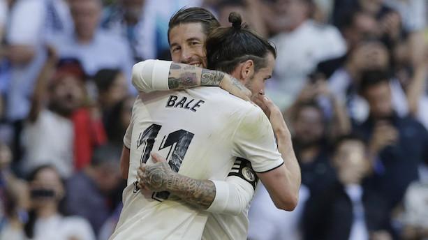 Real Madrid slår Manchester United som den mest værdifulde europæiske fodboldklub