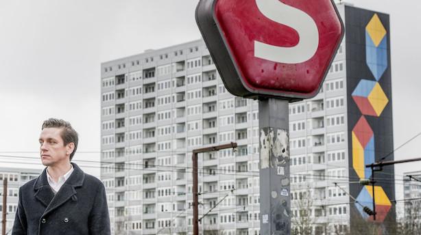 Ny boligminister dropper ordet ghetto
