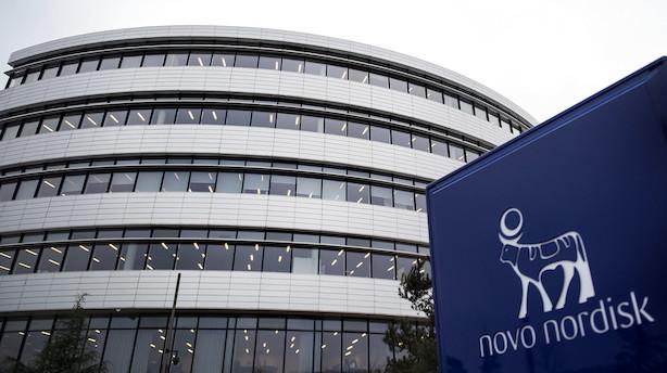 Aktiestatus: Novo og Carlsberg bidrager til at tynge C25 i minus