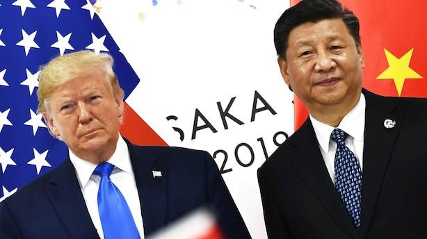 Mulig handelsaftale og fornyede spændinger løfter oliepriser