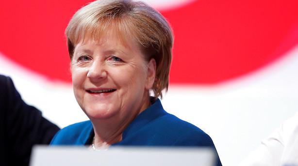 Analyse: Investorer satser på, at den tyske regering snart falder
