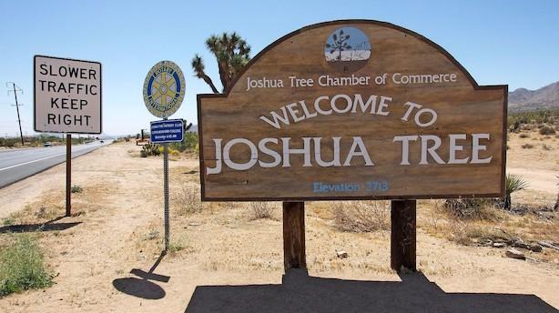 Snyd ikke dig selv for Joshua Trees magi