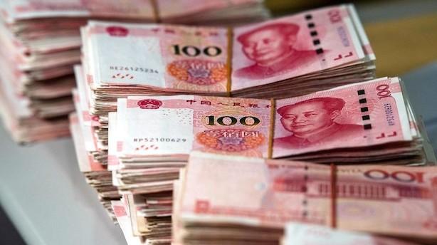 Valuta: Virusfrygt giver opblomstring af risiko-aversion