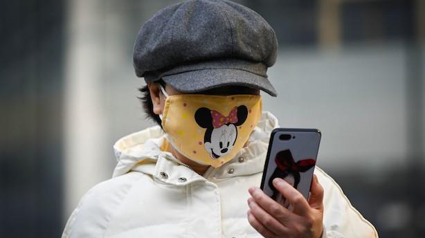 Coronavirusset smitter smartphoneproduktion samt EU-forbrugertillid
