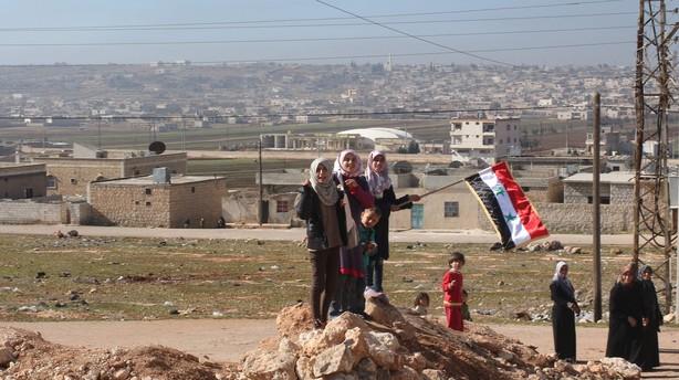 EU sender tre milliarder euro til Syrien og nabolande