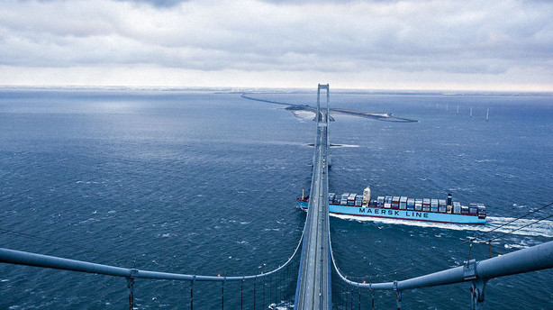 Mærsk: Containerrater falder til laveste niveau nogensinde