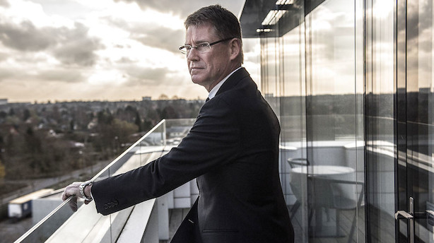 Lars Rebien stopper som topchef i Novo Nordisk - afløseren er intern