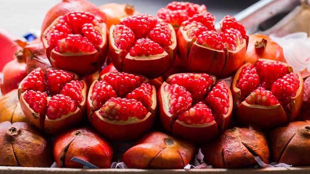 Sundhed: Sådan spiser du dig stærk