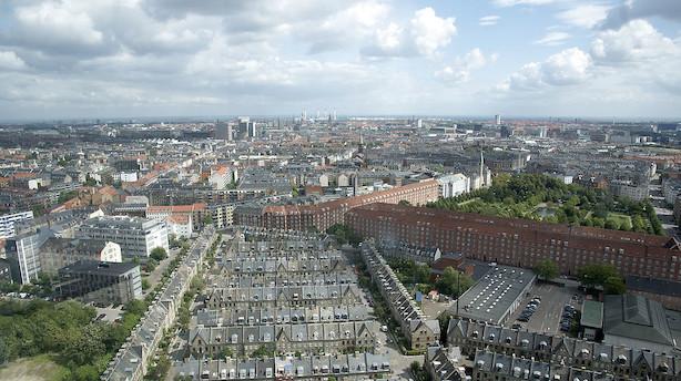 Københavns Kommune har flere tilflyttere end fraflyttere - det kan være farligt