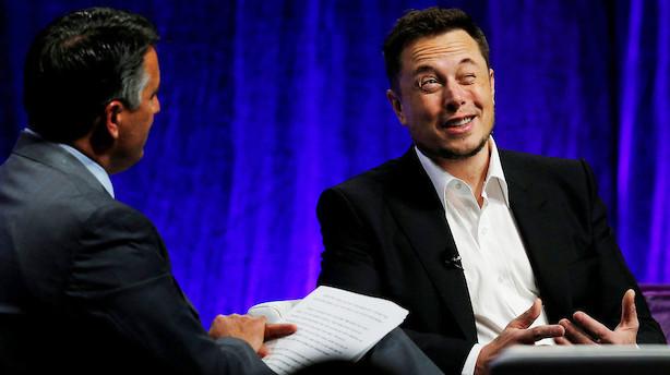 Elon Musk i aggressiv profeti: Amerikanerbilen dør om ti år