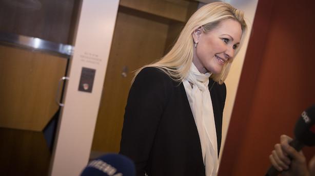 Britt Bager bliver ny politisk ordfører for Venstre