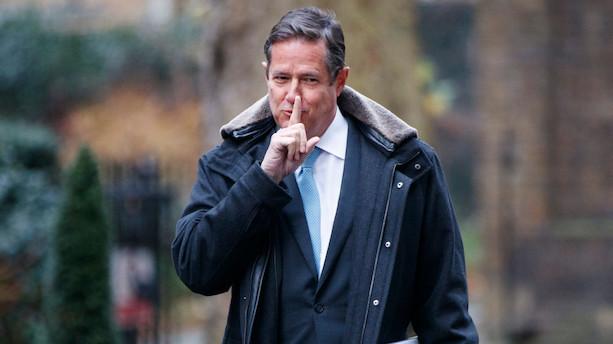 Britisk bankboss får millionbøde for at jagte whistleblower