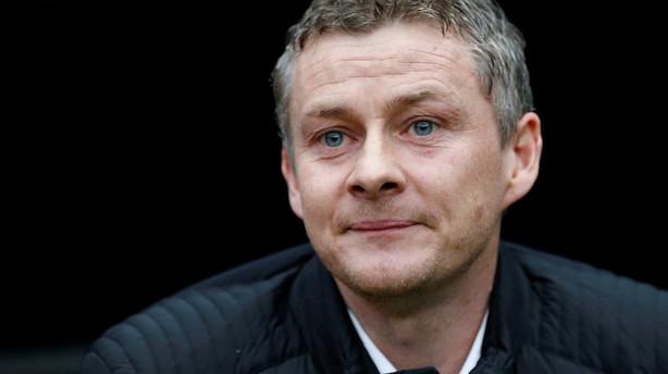 Ole Gunnar Solskjær bliver midlertidig manager i Manchester United