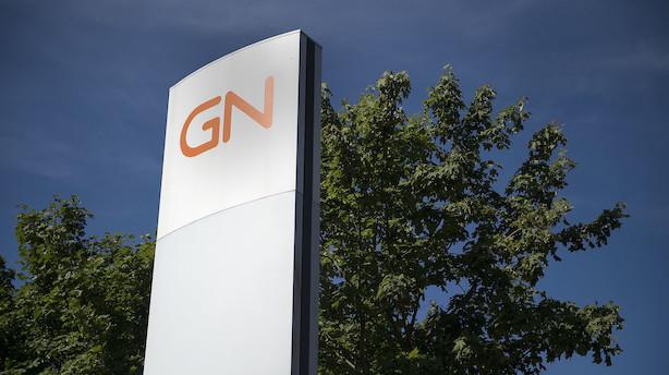 Amerikansk børshus løfter William Demant-anbefaling og skærer i GN Group-kursmål