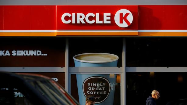 Circle K glemte at anmelde fusion og får millionbøde