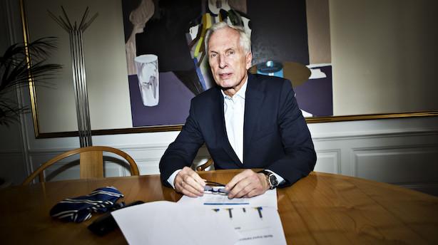"""Kapitalfondsformand: """"Nu synes jeg, at Henrik skal have lov til at komme ombord, og så kan vi begynde den diskussion"""""""