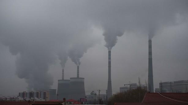 Øjnene hviler på verdens største CO2-synder før klimatopmøde