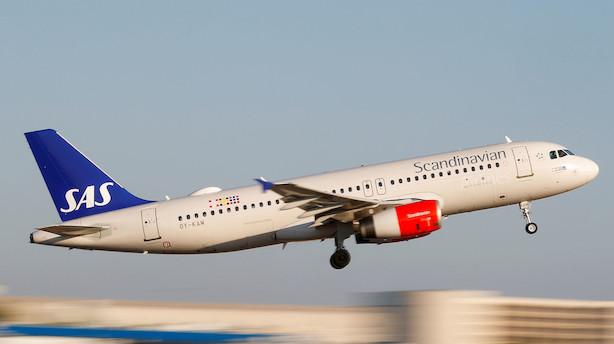 SAS bekræfter fireårig milliardkontrakt: Snupper aftale foran Norwegian