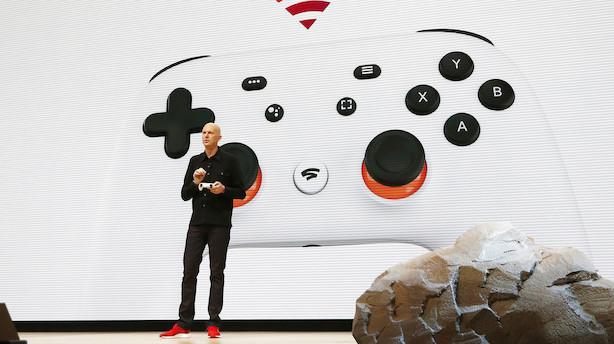 """It-gigant vil skabe Netflix for spil: """"Google har pengene til at kunne flytte det her"""""""